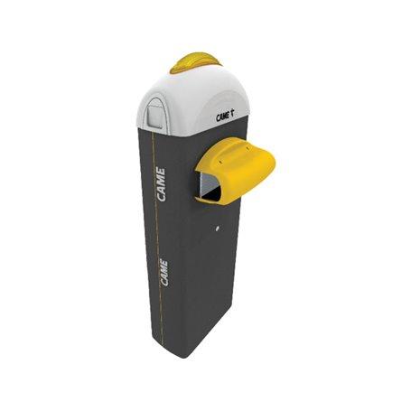 001G2080E Barriera Con Encoder In Acciaio Zincato E Verniciato Con Predisposizione Per Accessori.