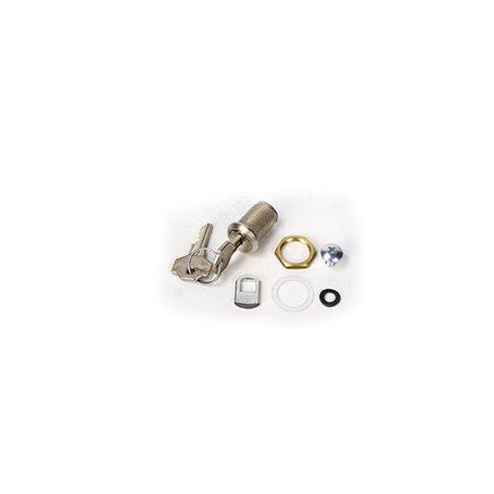 712805 FAAC Serratura di sblocco con chiave per mod. L e LM