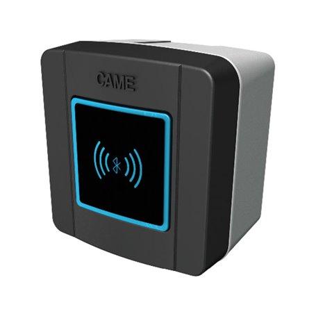 806SL-0110 Sensore Transponder Per Tessere Portachiavi E Tag Con Protocollo Manchester Da Esterno Retroilluminazione Blu