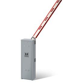 LADY5.I BENINCA Barriera elettromeccanica 24 V per passaggi fino a 5 m INOX