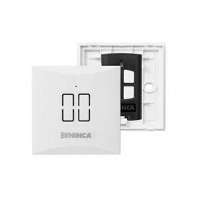 SMART BENINCA Cover compatibile con telecomandi serie TO.GO per montaggio interno a parete