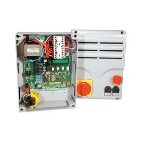 002ZT6C Quadro comando, completo di blocco di sicurezza e pulsanti, con autodiagnosi dei dispositivi di sicurezza