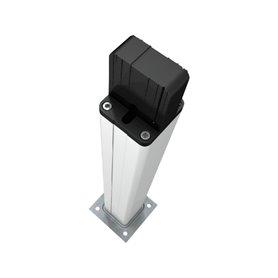 001DELTA-B Colonnina In Alluminio