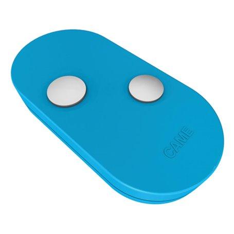 806TS-0111 Rolling Code Due Tasti Blu