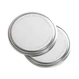 001P3V Confezione N 2 Batterie Al Litio 3 V Cr2016