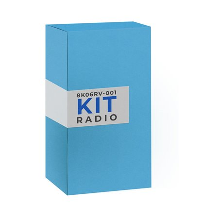8K06RV-001 Kit Radio a 433,93 MHz Universale 12 - 24 V