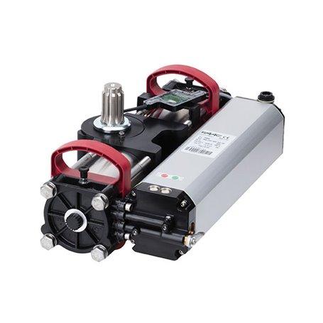 108801 FAAC S800 ENC CBAC 180° Attuatore oleodinamico 230V interrato