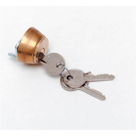 712651002 FAAC Cilindro interno con n° 2 chiavi