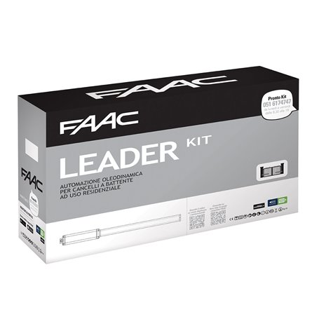 105633445 FAAC Kit Automazione oleodinamica 230V