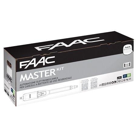 104415445 FAAC Kit Automazione elettromeccanica 230 V