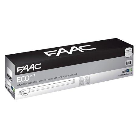 105632445 FAAC Kit Automazione elettromeccanica 230 V