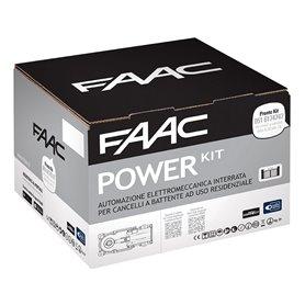 106747445 FAAC Kit Automazione elettromeccanica 24V interrata