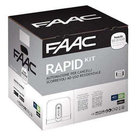 1059995 FAAC Kit Automazione elettromeccanica 24V