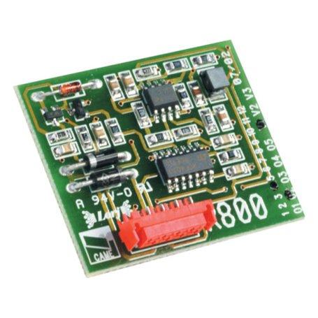 001R800 Scheda Decodifica e Gestione Controllo Accessi
