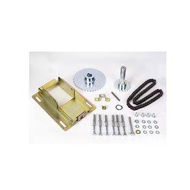 """390744 FAAC Kit rinvio applicazioni """"Fuori asse"""" R. 1:1,5"""