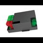 002RLB Scheda Per Il Funzionamento In Caso Di Blackout E Per La Ricarica Delle Batterie (N. 2 Batterie Da 12V - 1,2 Ah)