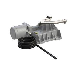 R21/351SC ROGER Motoriduttore Interrato 230Vac Per Anta Fino A 3,5 Mt. Con Cavo 2 Mt. Versione Leva Tipo C