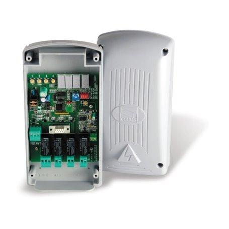 001RBE42 CAME Modulo Radio Quadricanale Da Esterno Ip54 230V